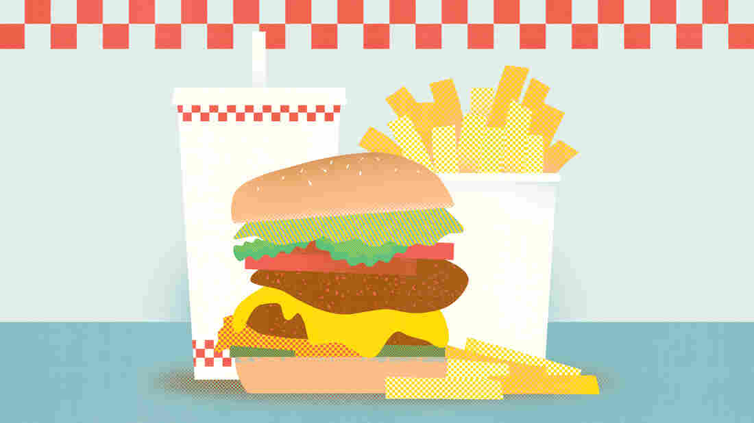 Jerry Murrell's idea for Five Guys was to keep it simple: burgers and fries.