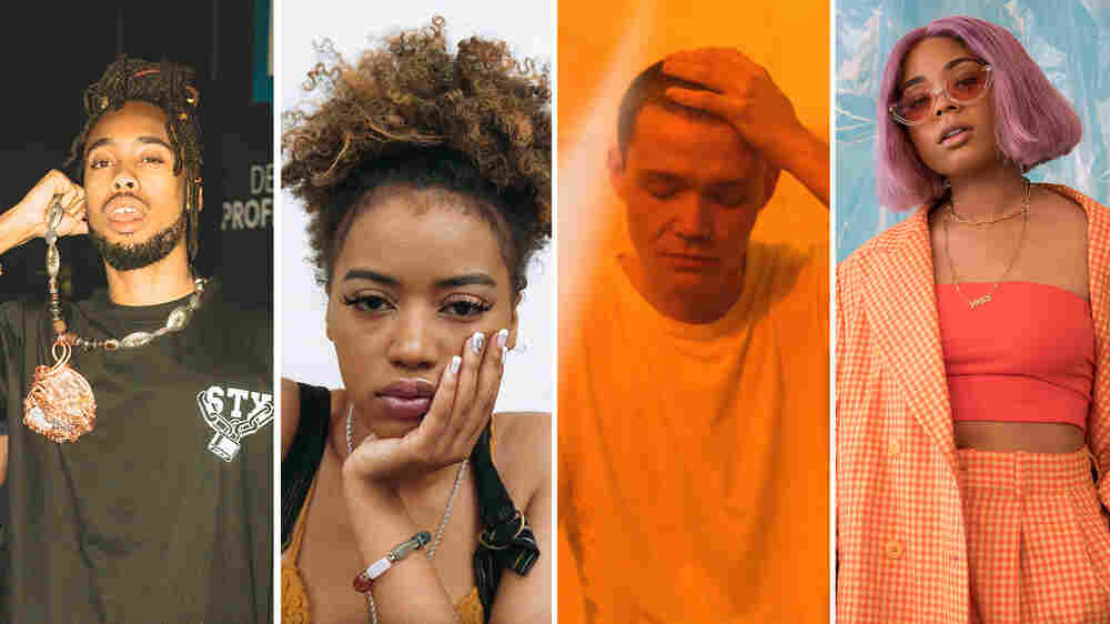 Slingshot: 20 Artists To Watch In 2019
