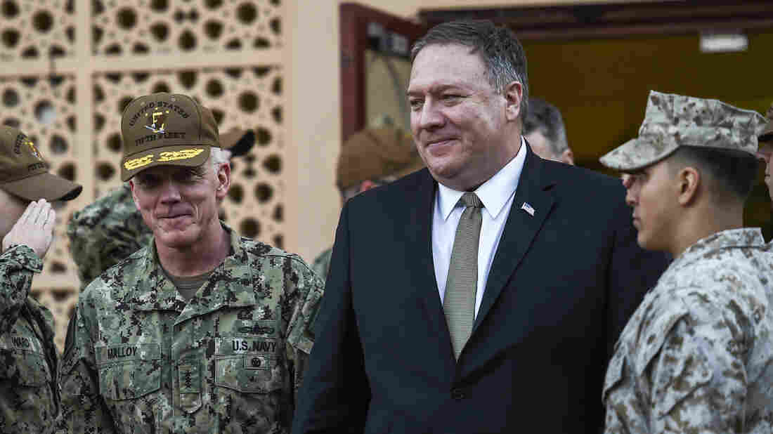 Pompeo says Trump's Turkey threat won't alter Syria troop withdrawal