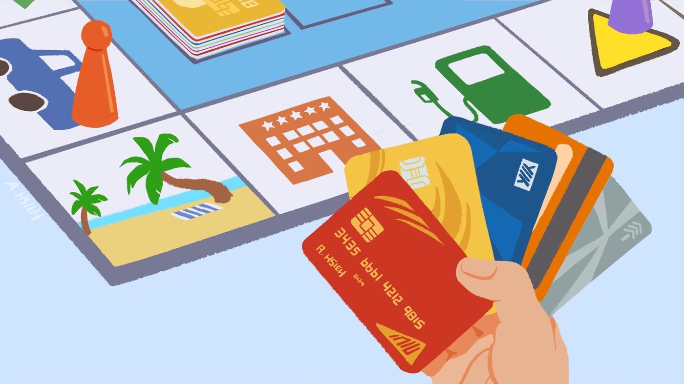 foto de Boost Your Credit Card IQ : NPR