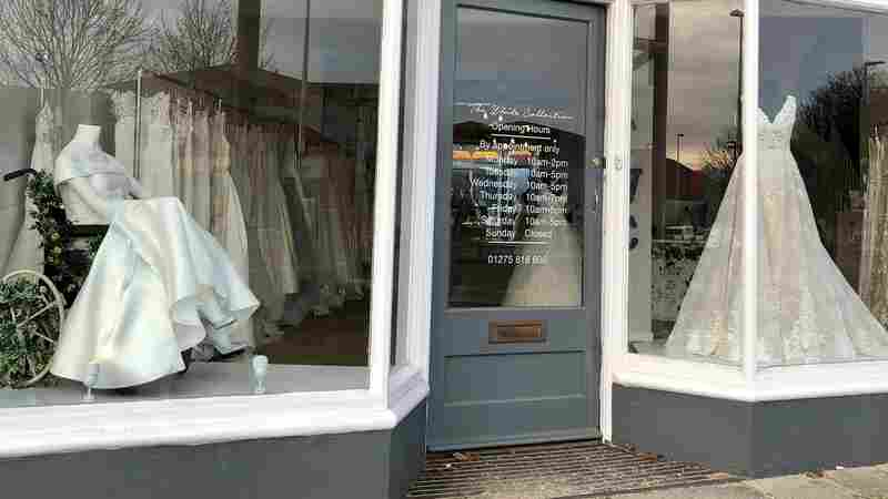 U.K. Bridal Boutique Celebrates Wedding Dresses And Wheelchairs