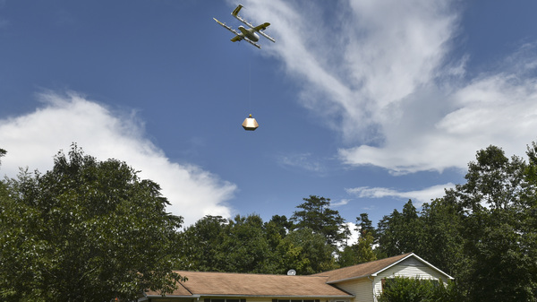Regulators To Ease Restrictions On Drones, Clearing The Way For More Commercial Uses