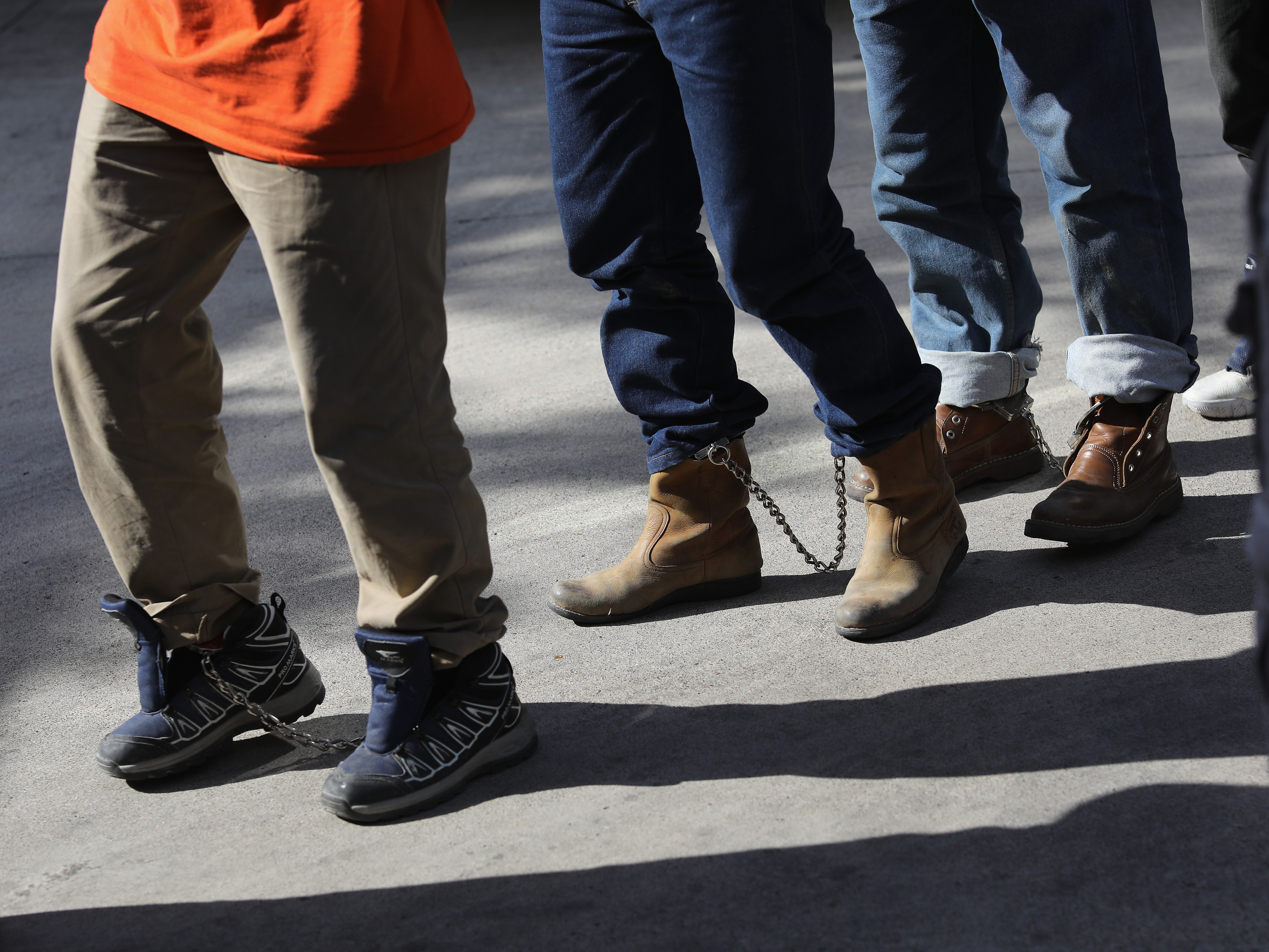 Government Shutdown Leads To A Spike In Canceled Immigration Hearings