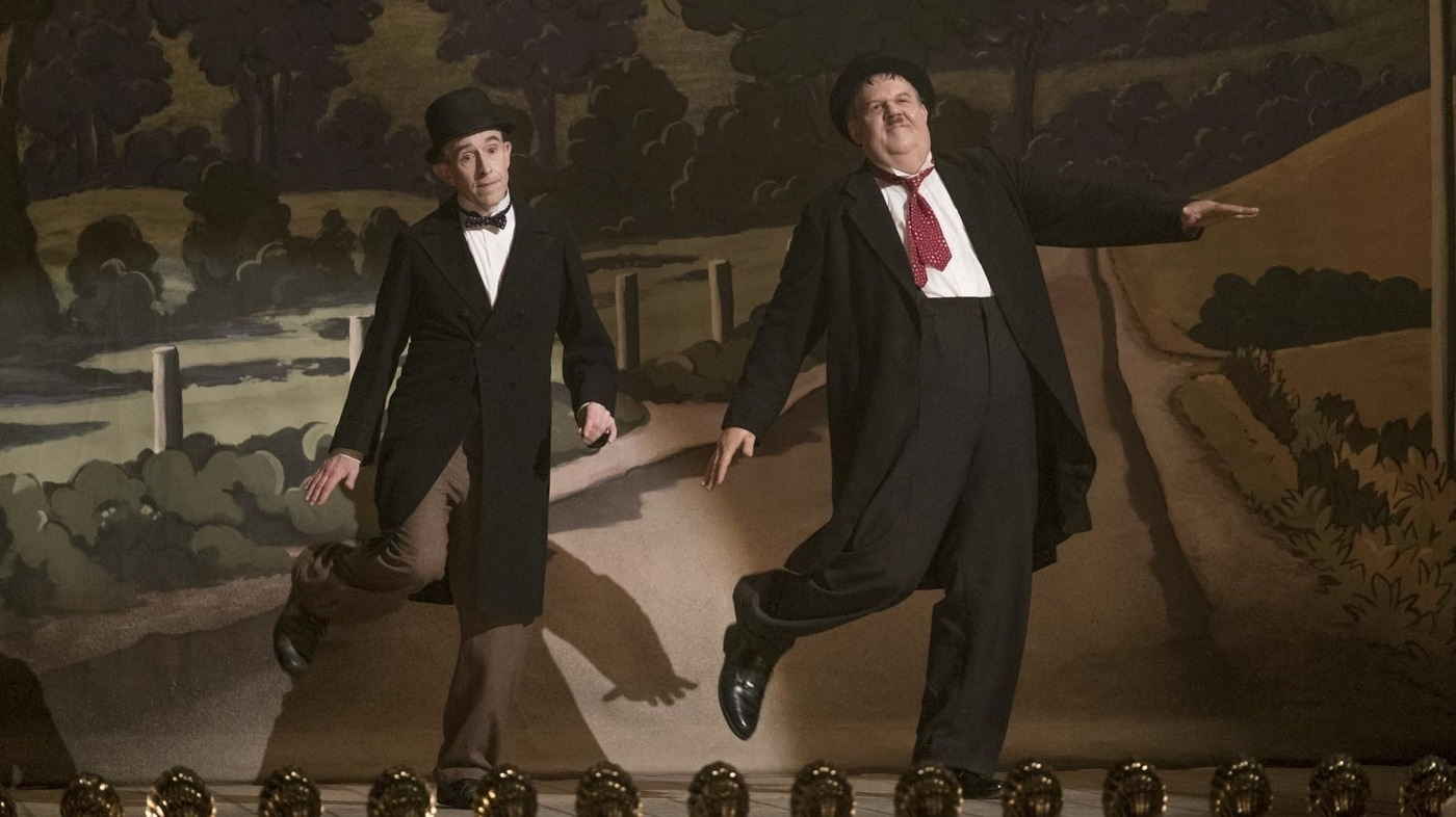 John C. Reilly On The Comedy Of Laurel And Hardy: 'It's Almost Like A Ballet'