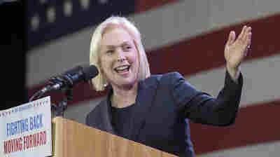 New York Sen. Kirsten Gillibrand Announces 2020 Presidential Run