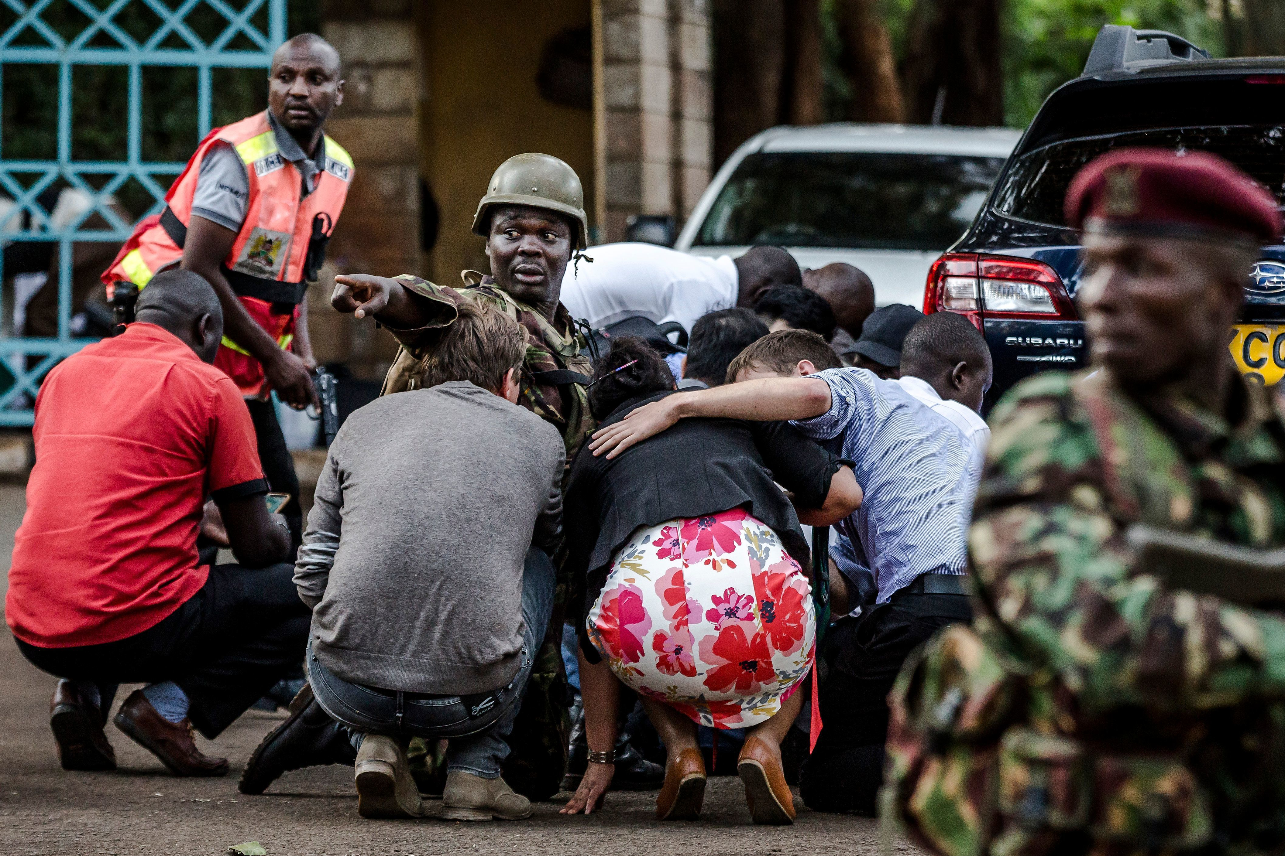 American Among Those Killed As Explosions, Gunfire Rock Nairobi Hotel