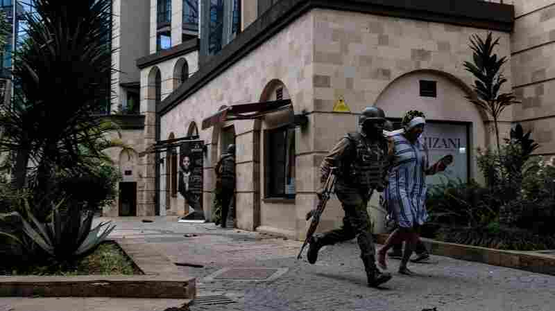 American Among Those Killed As Explosions, Gunfire Rock Nairobi Hotel
