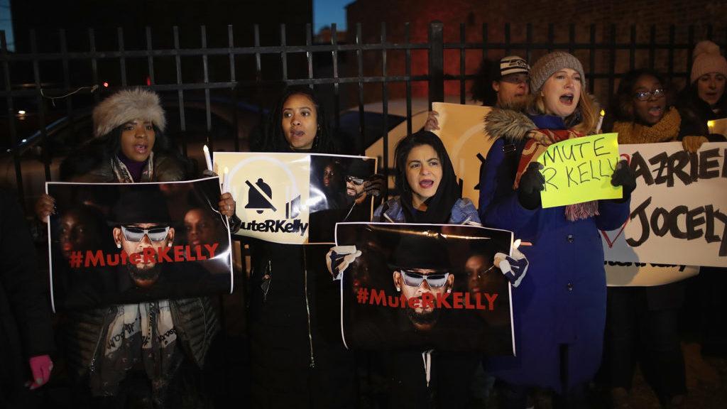Black Women, #MeToo & 'Surviving R. Kelly'