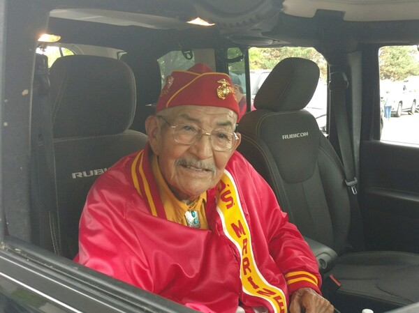 Alfred K. Newman, a Navajo Code Talker, died at age 94.