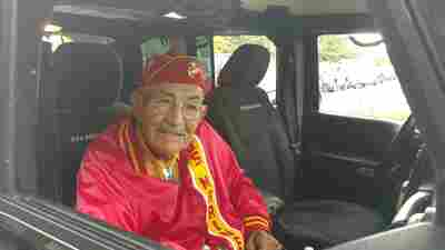 One Of The Last Navajo Code Talkers Dies At 94