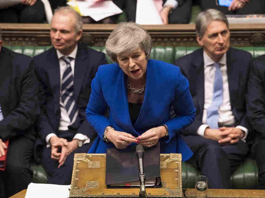 Brexit vote defeat: What happens now?