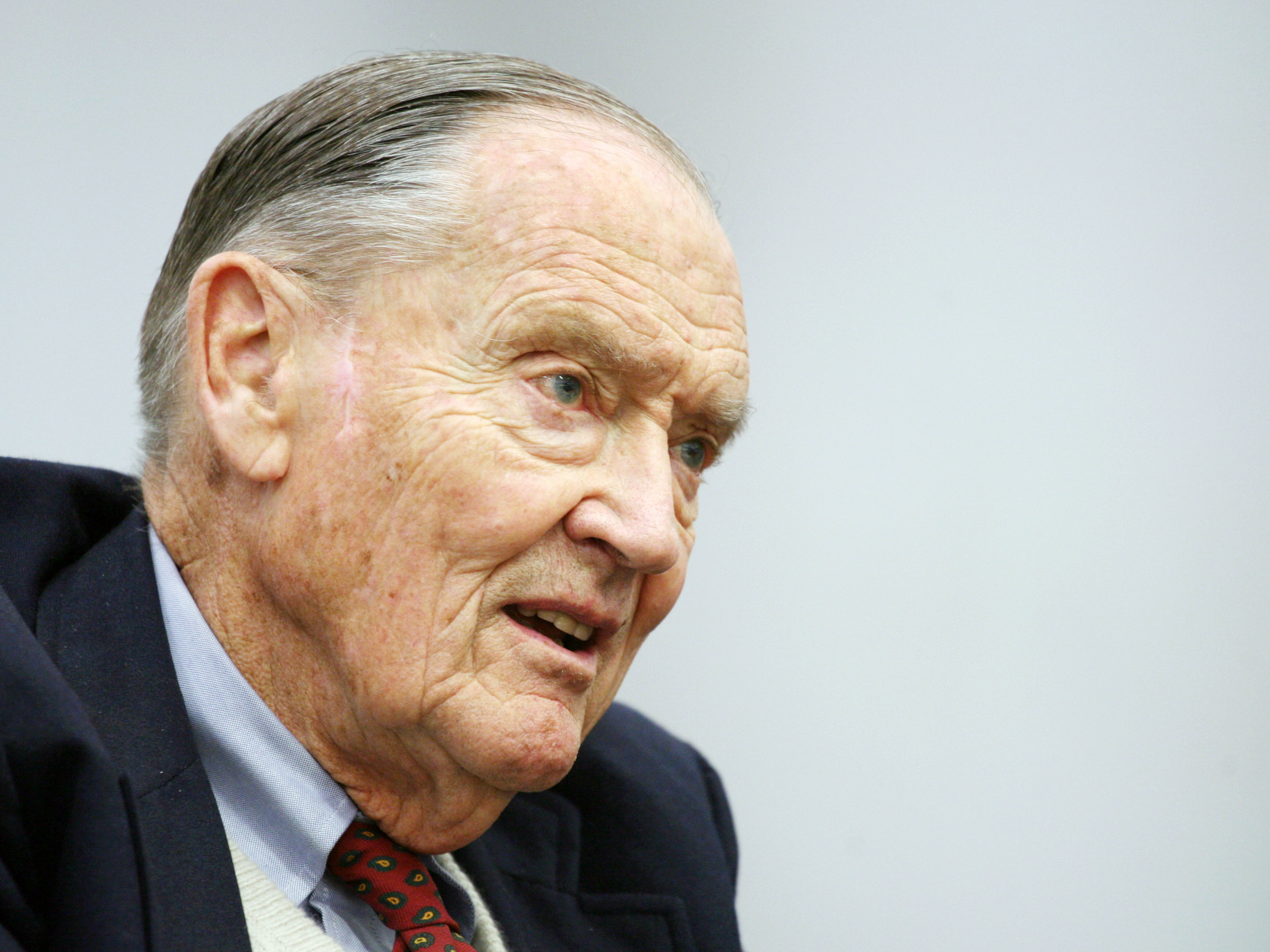 Jack Bogle, Father Of Simple Investing, Dies At 89