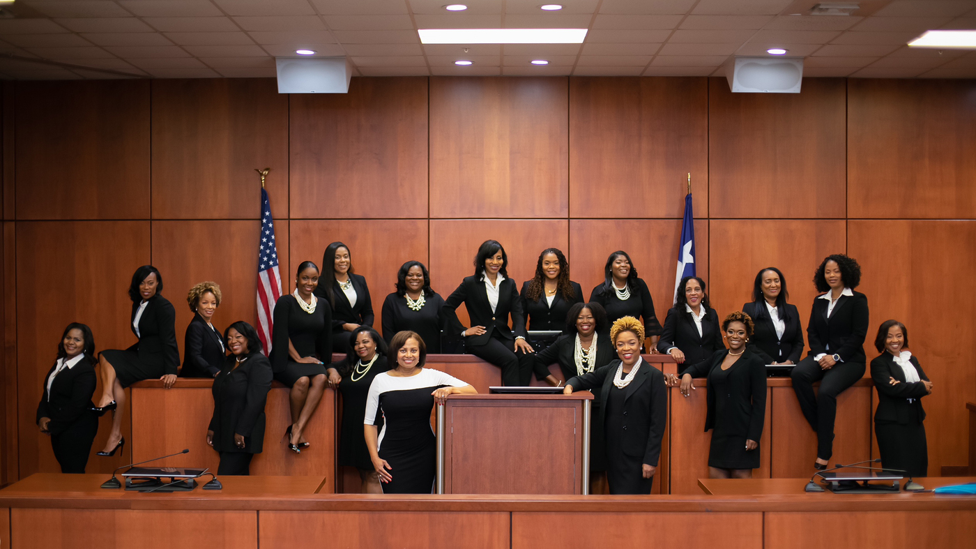 Meet 'Black Girl Magic,' The 19 African-American Women Elected As Judges In Texas