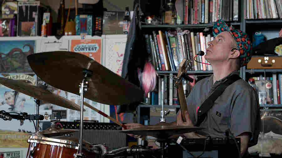 Nate Wood - fOUR: Tiny Desk Concert