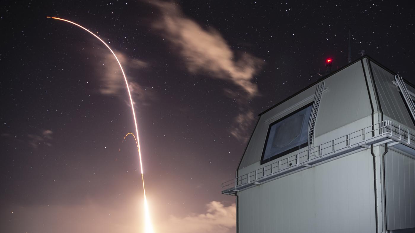 Trump Unveils Ambitious Missile Defense Plans