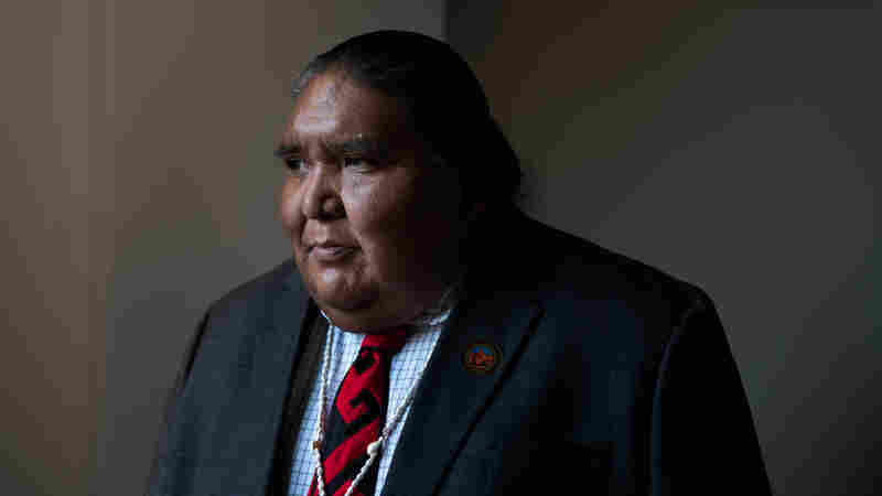 Native American Leader: 'A Wall Is Not The Answer'