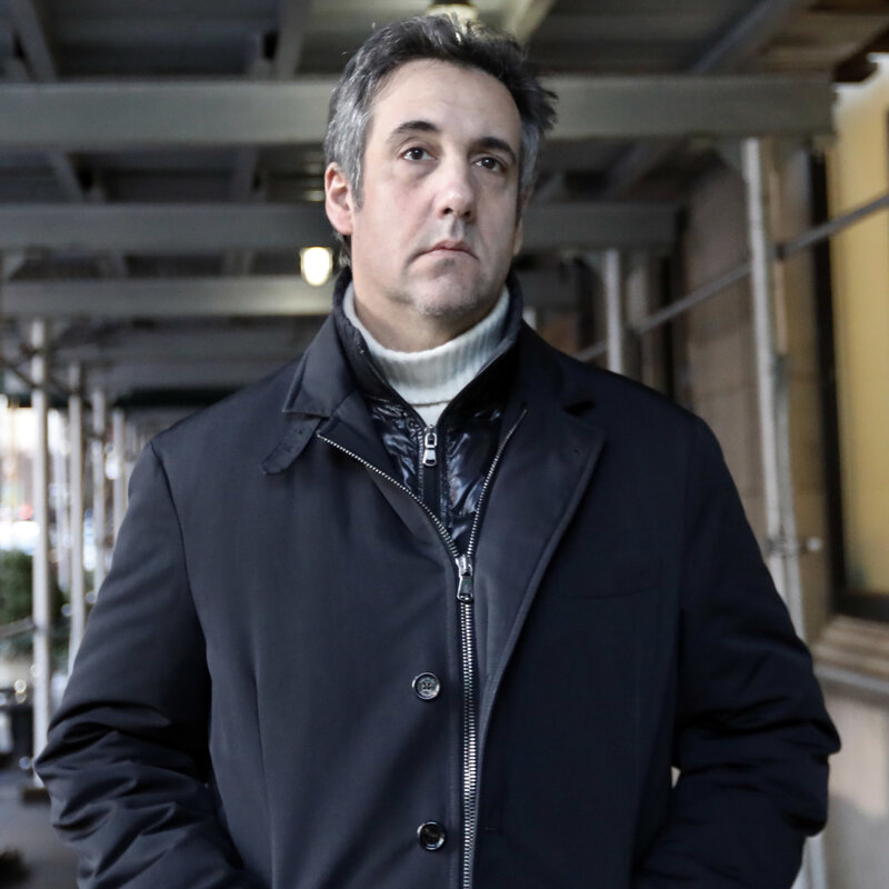 Michael Cohen To Testify Before House Oversight Committee On