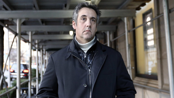 Trump s Ex-Lawyer Cohen Acknowledges Scheme To Rig Polls In Presidential Race