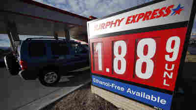 What's Driving Low Gas Prices? A Global Oil Glut