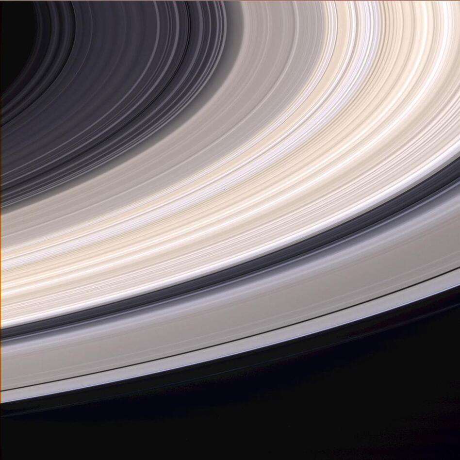 You Don't Look A Day Over 100 Million, Rings Of Saturn