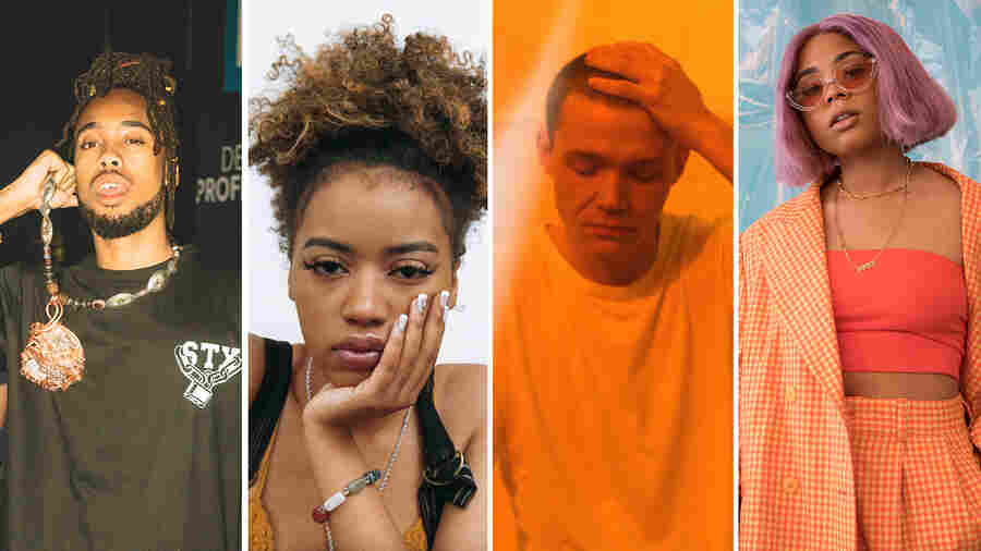 Slingshot: Artists To Watch In 2019