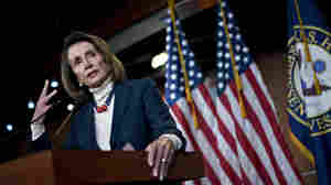 Pelosi Says Trump Administration Leaked Plans To Fly Commercially To War Zone