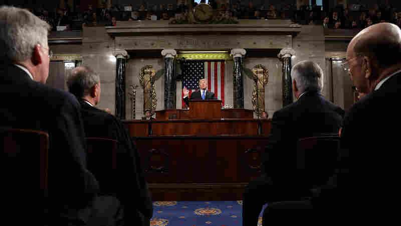 Our State Of Disunion: Trump, Pelosi Spar Over Big Speech But Why Do We Care?