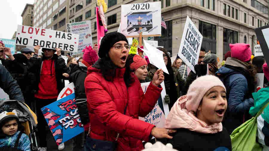 Photos: The Women's March In Washington