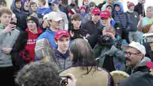 Video Of Kentucky Students Mocking Native American Man Draws Outcry