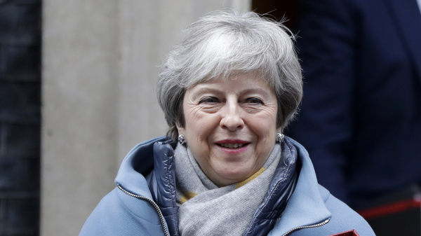 Another Week Of Can-Kicking.  Theresa May Faces Wary Lawmakers On Brexit Deal