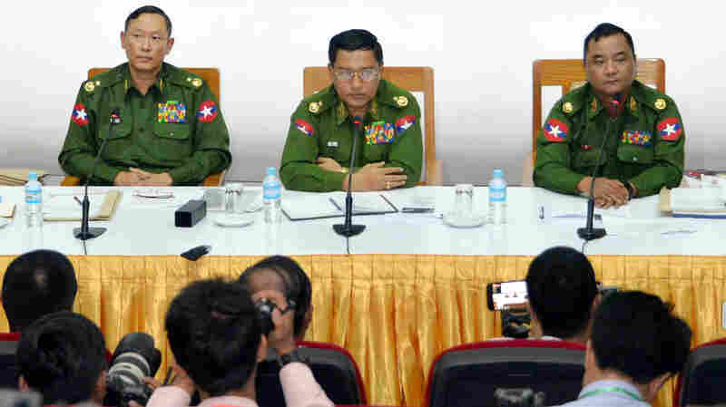 Amid Renewed Violence In Myanmar's Rakhine State, Arakan Army Returns To Spotlight