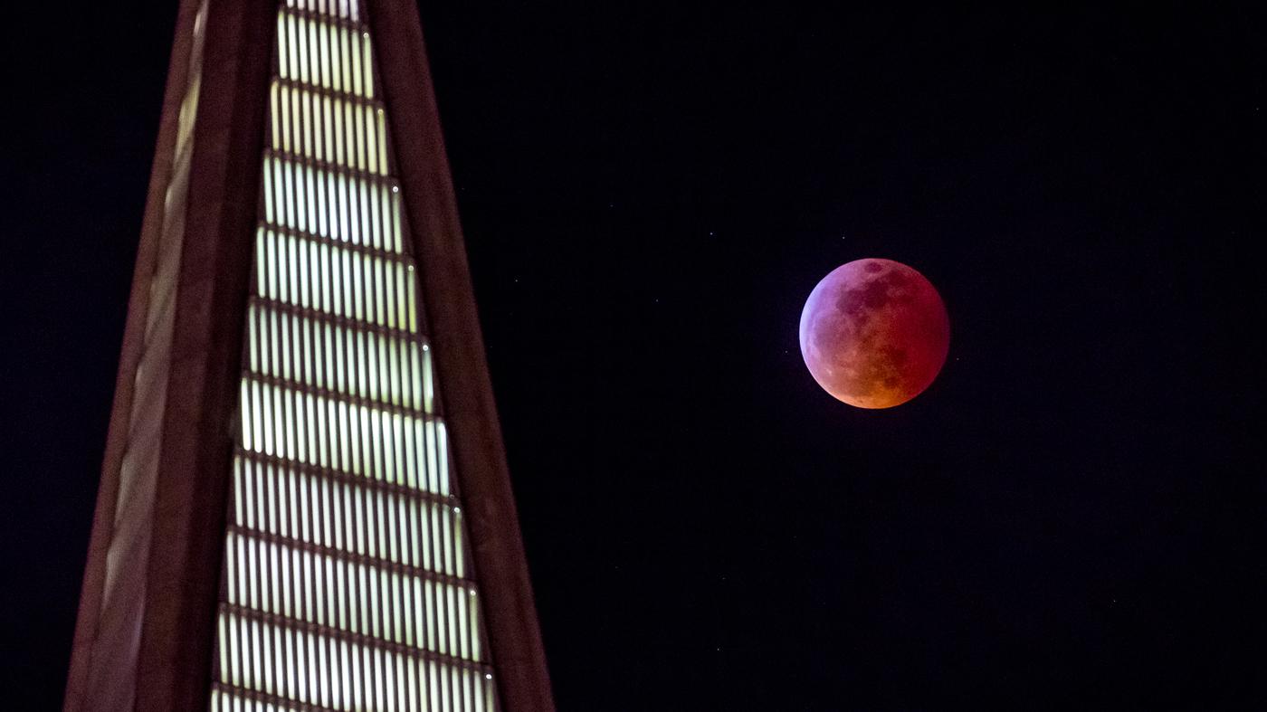 red moon january 2019 san francisco - photo #9