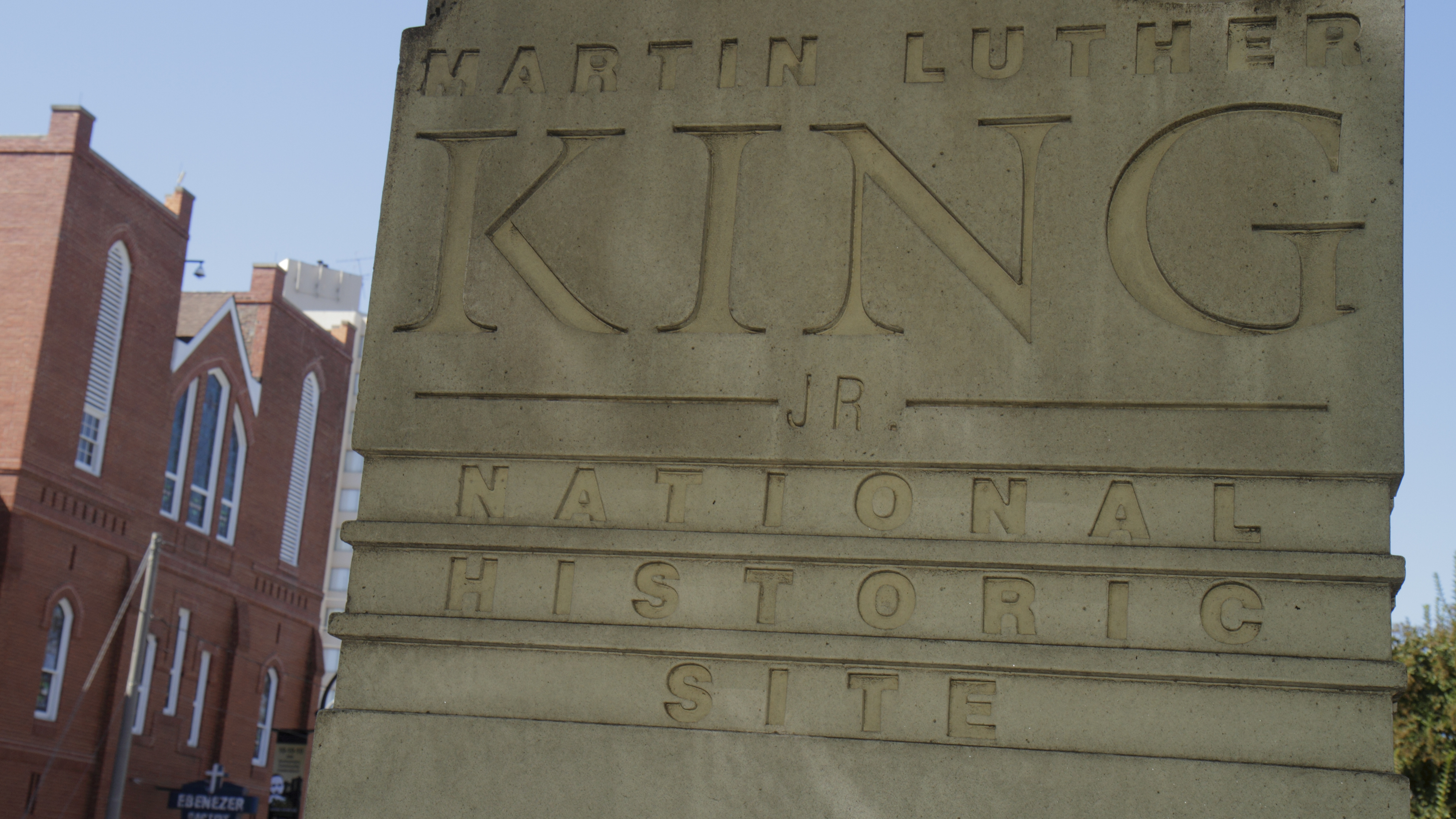 Martin Luther King Jr. National Park Reopens For Holiday, Thanks To A Private Grant