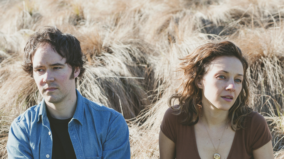 Mandolin Orange's <em>Tides of a Teardrop</em> comes out Feb. 1 via Yep Roc. (Kendall Bailey Atwater/Courtesy of the artist)