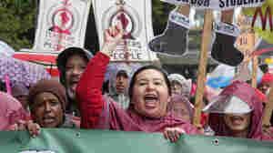 A Tentative Deal In The LA Teachers Strike — Now, Union Members To Vote