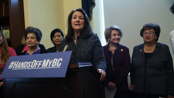 House Democrats  Focus On Abortion Could Stymie Work With Senate
