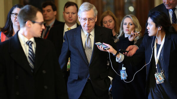 Senate Sets Votes On 2 Bills That Could End Shutdown — But Both Expected To Fail
