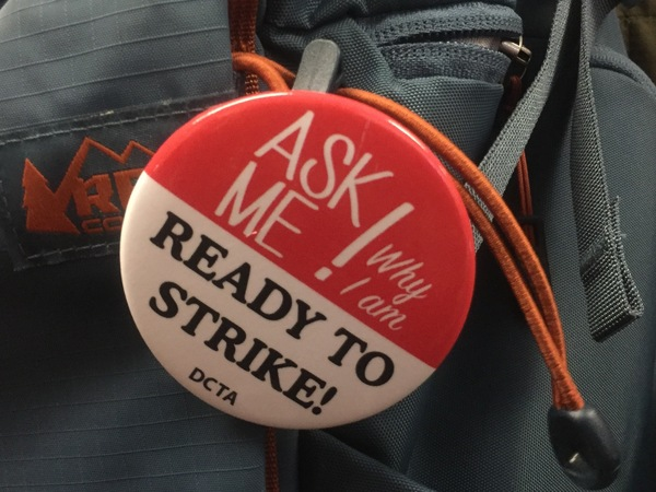 Teachers in Denver Public Schools voted to authorize a strike late Tuesday.