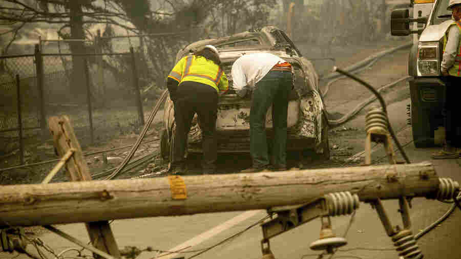 PG&E Says Federal Judge's Safety Plan Is Not Feasible And Too Expensive