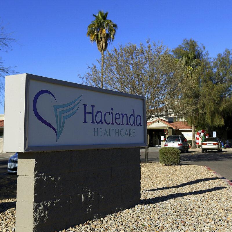 Hacienda HealthCare Rape Victim May Have Been Impregnated Before : NPR