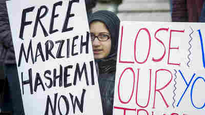 Iranian Journalist Marzieh Hashemi Released By Officials After Grand Jury Appearances