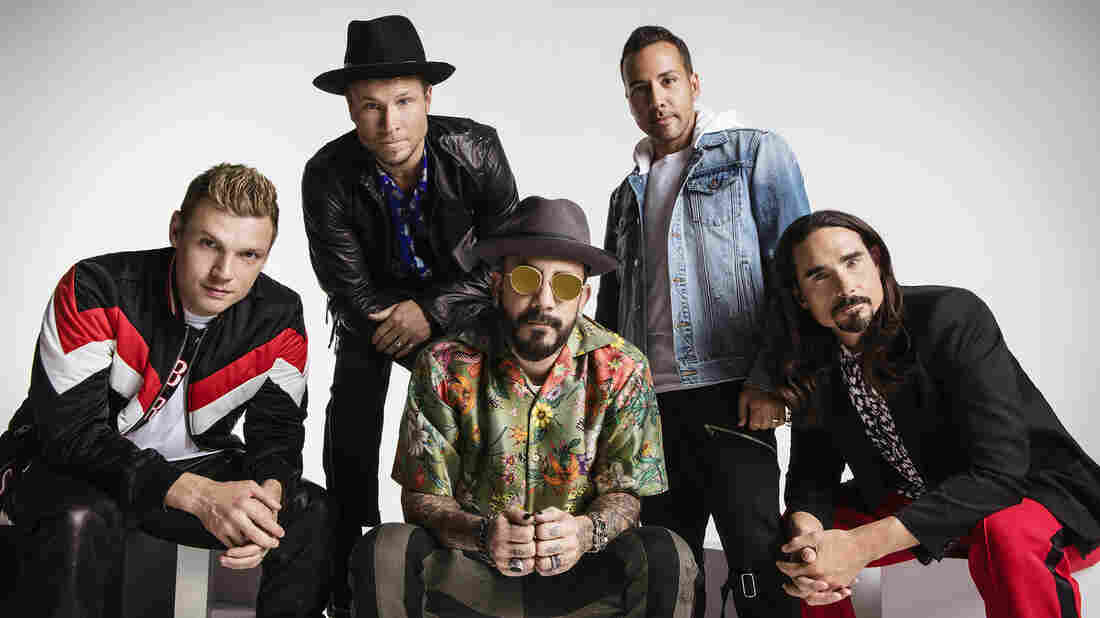 Backstreet Boys reveal title of new album