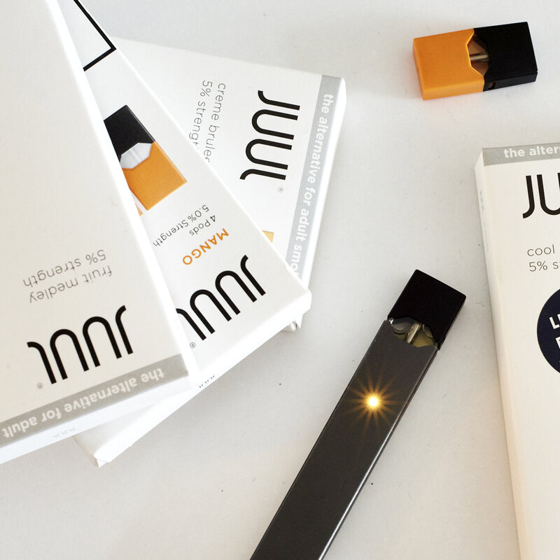 Juul's Cool Hasn't Ebbed Among Teens, Young Adults On Social Media