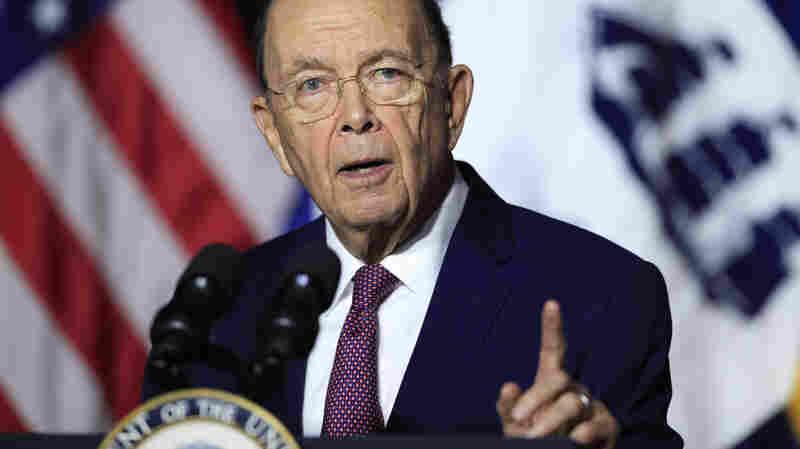 Commerce Secretary Wilbur Ross Downplayed Shutdown Hardships. Dems Raged