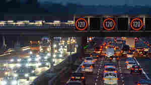 A Speed Limit On Germany's Autobahns: 'Like Talking Gun Control In The U.S.'
