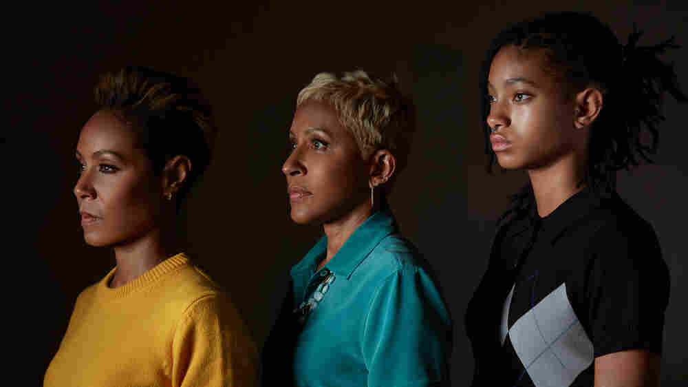 Jada Pinkett-Smith, And Her Mom And Daughter, Get Candid On 'Red Table Talk'