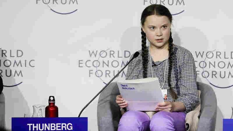 Teen Inspires Youth Demonstrations Across Europe, Demanding Action On Climate Change