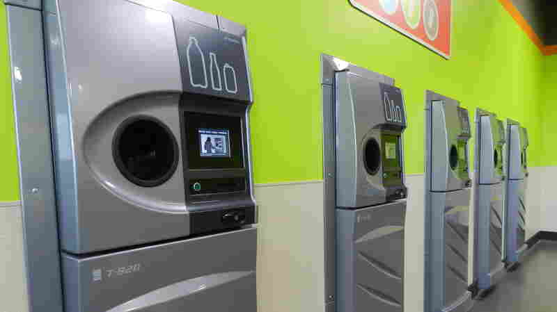 Oregon Bottle Deposit System Hits 90 Percent Redemption Rate