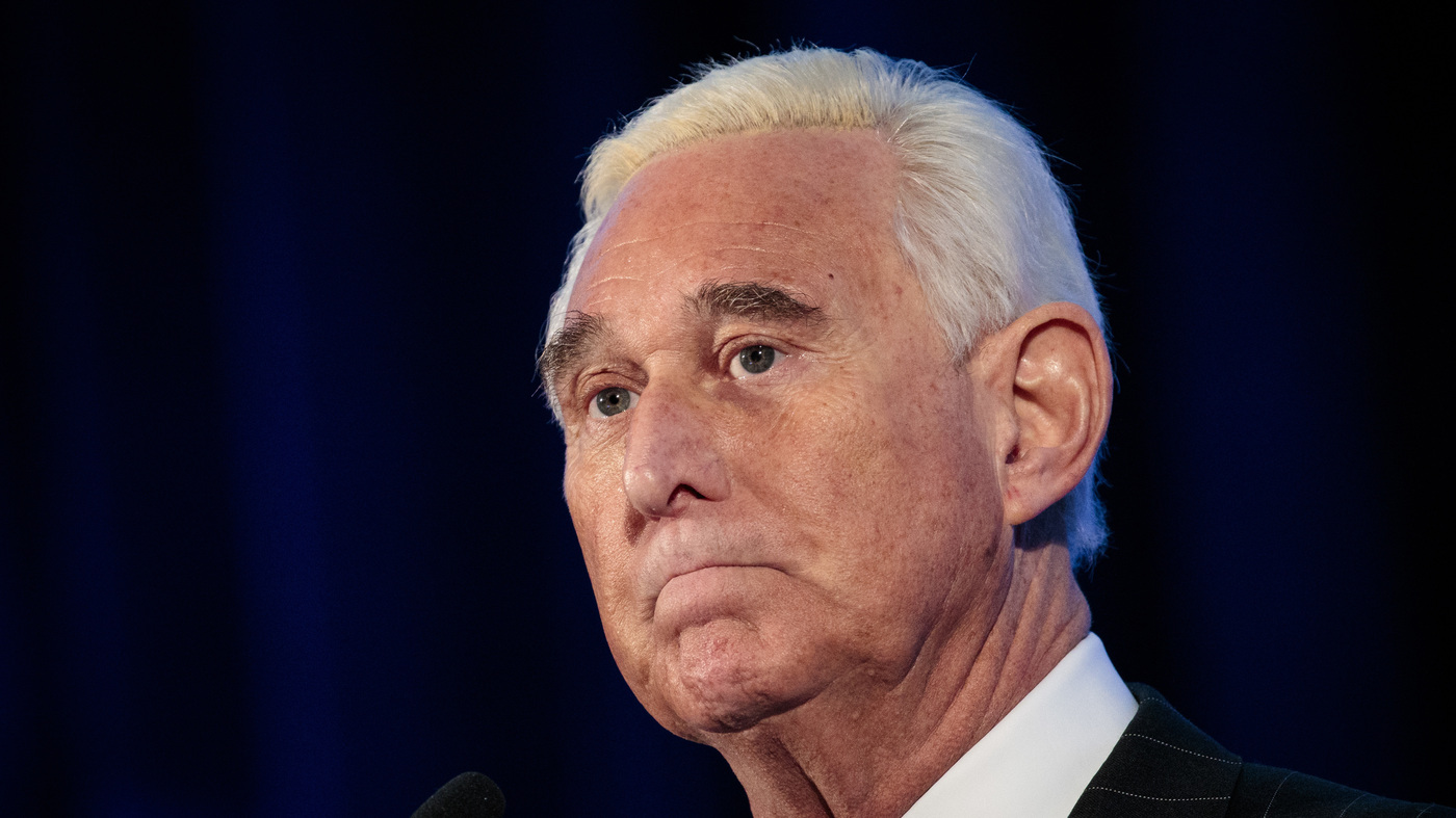Breaking News Update: Roger Stone Indicted