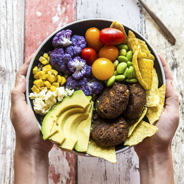 This Diet Is Better For the Planet. But Is It Better For You, Too?